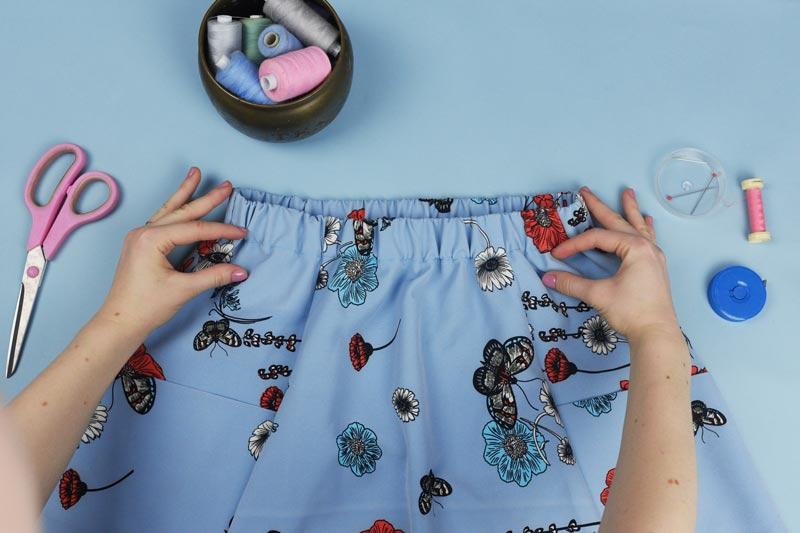 kurs szycia online - jak szyć spódnice?
