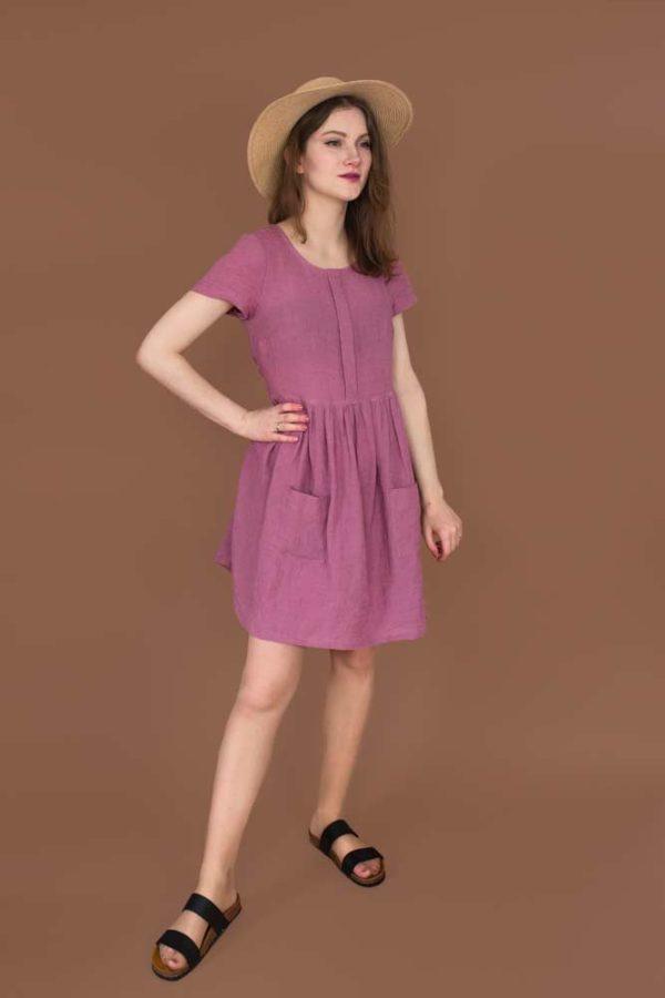 Sukienka Swobodna Twoje Wykroje - wykrój na sukienkę